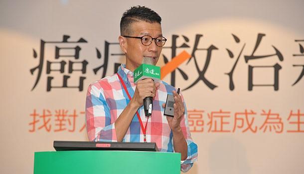 吳若權:無常3度來敲門,癌症是生命的學習
