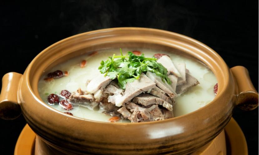 「大寒喝一碗」當歸生姜羊肉湯-經典食療溫