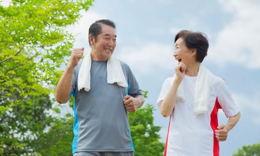 补足正确营养,逾8成民众体力改善「有感」