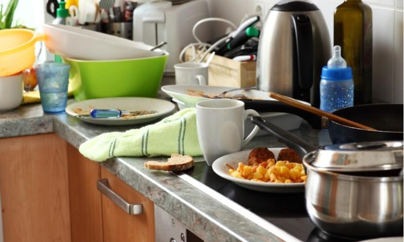 厨房愈凌乱、零食吃愈多-掌握6原则不吃过量