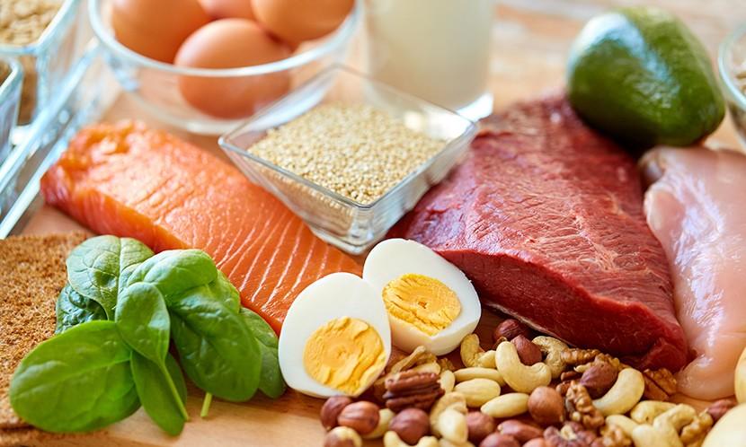 吃对蛋白质-轻鬆养出好肌力