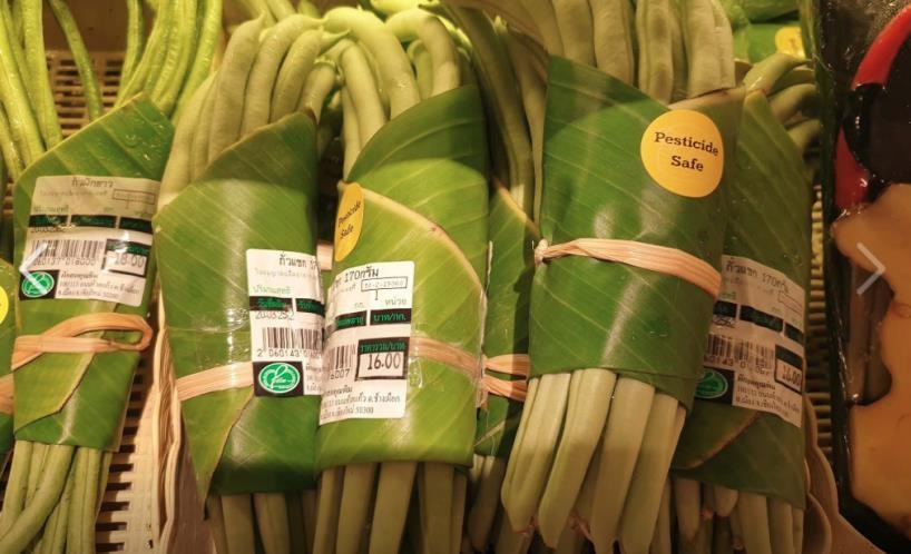 不再用塑胶袋、吸管!越南禁卖吸管、泰国用芭蕉叶包鲜蔬,企业带头减塑